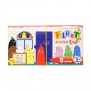 Ki 1 8 Colors Includes Japan Physics And Chemistry Kit Fast Path Kids (Japan Import)