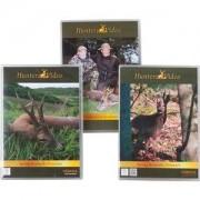 Hunters Video DVD-Set: Rehbockjagd, 3 DVDs