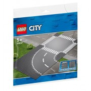 LEGO City, Curba si intersectie 60237