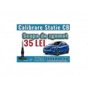 Calibrare Statii CB autoturism