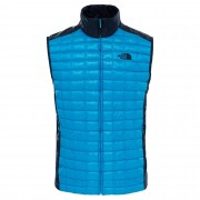 The North Face Tansa Hybrid Thermoball Vest Herren Gr. M - blau petrol-türkis / hyper blue/urban navy - Neu 2017