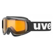 Ochelari ski / snowboard Uvex Snowcat Junior negri