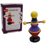 Skola Toys Stacking Belle - Stack Sort Build