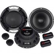 Komplet 2-sustavskih ugradbenih zvučnika 200 W Renegade RX6.2C