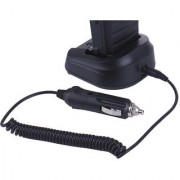 E123 Compatible BaoFeng Car Charging Cable Two Way Radio Walkie Talkie Adapter Charger