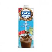 LECHE DE COCO CHOCOLATE + CALCIO 1 Litro Chocolate