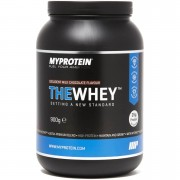 Myprotein Thewhey™ - 30 Servings - 900g - Tuba - Decadent Milk Chocolate