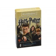 WINNING MOVES Harry Potter Mazzo Di Carte Da Poker By Waddingtons