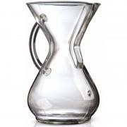 Chemex 6 koppar med glashandtag