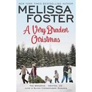 A Very Braden Christmas, Paperback/Melissa Foster