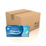ATTENDS Soft 0 Ultra Mini - Carton de 224 protections anatomiques