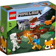 Aventura din Taiga 21162 LEGO Minecraft