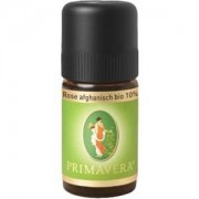"Primavera Health & Wellness Essential oils ""Rose Afghanisch bio 10%"" Organic Afghan rose 10% 5 ml"