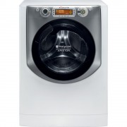 Masina de spalat rufe Hotpoint Ariston Aqualtis AQ83D 29 EU/B, 8 kg, 1200 rpm, A+++, Display LCD, Alb