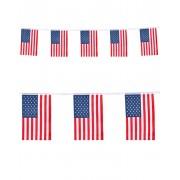 Flaggbanderoll 4 Meter - American Party