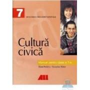 Manual cultura Civica Clasa 7 - Elena Nedelcu Ecaterina Morar