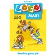 Boosterbox Maxi Loco - Breuken Groep 7/8 (11-12 jaar)