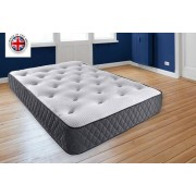 Dreamtouch Mattresses LTD From £89 for a single reflex memory sprung mattress from Dreamtouch Mattresses LTD - choose your size save up to 41%