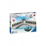 Puzzle 3D Puente de Rialto - Ravensburger