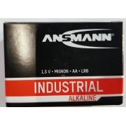 10er Pack ANSMANN Industrial Mignon AA Alkaline 1,5V