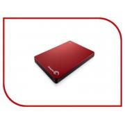 Жесткий диск Seagate Backup Plus Slim 1Tb Red USB 3.0 STDR1000203