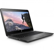 HP ZBook 14u G4 mobil arbetsstation med dockningsstation