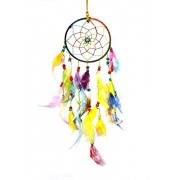 Odishabazaar Multi Dream Catcher Wall Hanging - Attract Positive Dreams