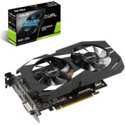 Placa video Asus DUAL GTX 1660 6GB GDDR5 EVO, DUAL-GTX1660-6G-EVO, PCI Express 3.0
