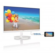 "Monitor IPS, Philips 23"", 234E5QHAW/00, 5ms, 20Mln:1, HDMI, Speakers, FullHD"