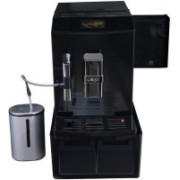 legit Automatic Coffee Machine with Enlarged Waste Container 25 Cups Coffee Maker(Black)