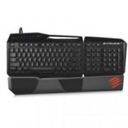 Клавиатура Saitek S.T.R.I.K.E. 3, гейминг, черна