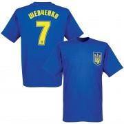 Retake Ukraine Away T-Shirt blau - XXXL