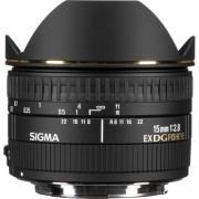 SIGMA 15mm f/2.8 Fisheye DG EX Canon