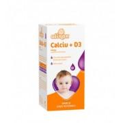 Alinan Calciu+D3 Sirop, 150 ml