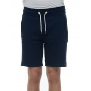 Gant Bermuda in cotone felpato Blu Cotone Uomo