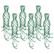 Shimmering Whirls (green)(6/Pkg)