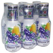 ARIZONA White Tea Blueberry Bevanda Al Te' Bianco Con Succo Di Mirtillo E Pera 6X500Ml