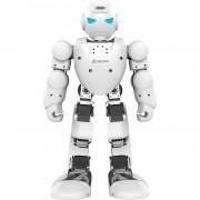 UBTECH Alpha1 Pro Humanoid Robot - мултифункционален робот, управляван от iOS и Android устройства чрез Bluetooth (бял)