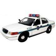 Motormax 73513bp Ford Crown Victoria Border Patrol Car 1-18 Diecast Model Car
