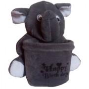 Ultra Soft Elephant Pen Stand Holder