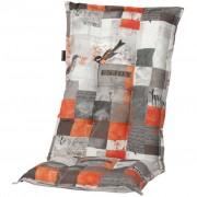 Madison Poduszka na krzesło Enjoy, 105x50 cm, szara, MONLC409