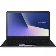 Лаптоп Asus Zenbook PRO15 UX580GE-E2004R,ScreenPad,Intel Core i7-8750H(up to 4.1GHz,9MB),15.6 IPS(UHD 3840X2160)Touch Glare,sRGB,16GB,90NB0I83-M01790