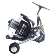 ZANLURE 4.7:1 5.5:1 13+1BB GX1000-6000 Fishing Reel Left Right Interchangeable Metal Spinning Wheel