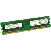 Memorie Micron Crucial 2GB DDR2 800MHz CL6 Unbuffered
