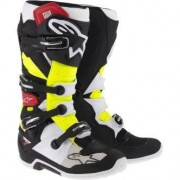 ALPINESTARS Botas Alpinestars Tech 7 Black / Red / Yellow