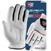 Wilson Staff Grip Plus Vit-Medium-Vänster