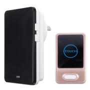 Battery Wireless Door Bell Security Chime Alarm Smart Doorbell Plug In