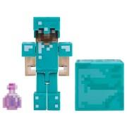 Minecraft Steve láthatatlanná tevő itallal