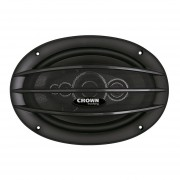 Parlantes Crown Mustang Groove 6x9'' 400W-Negro