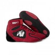 Gorilla Chicago High Tops LTD, red/black, 45